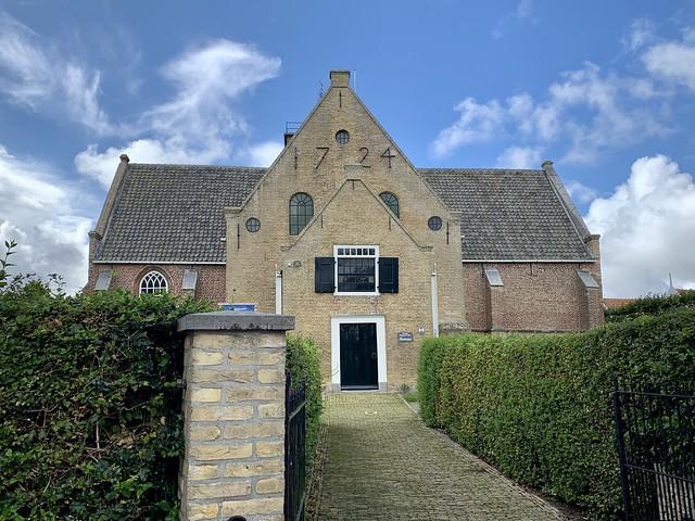 Maartenskerk in Oosterend (Texel, The Netherlands 2020)