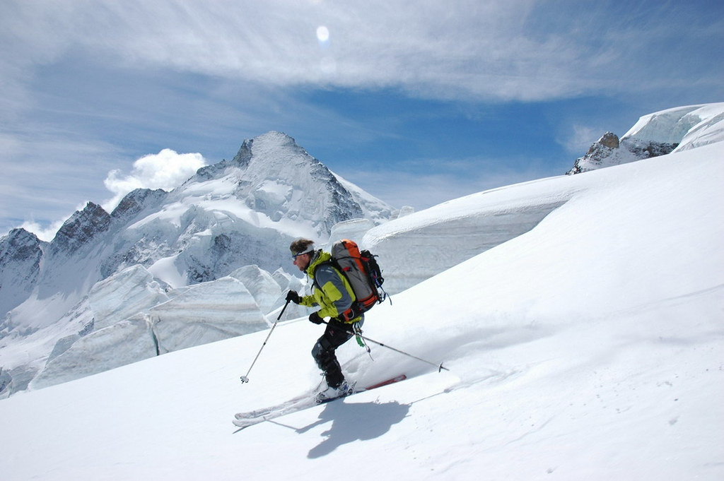Col Valpelline, Day 6 H.R. Chamonix-Zermatt Walliser Alpen / Alpes valaisannes Switzerland photo 60