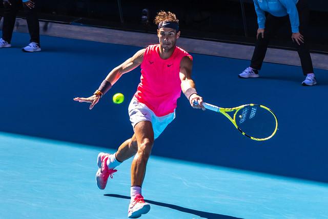 Nadal 2020 Australian Open