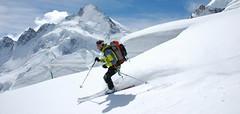 Col Valpelline, Day 6 H.R. Chamonix-Zermatt