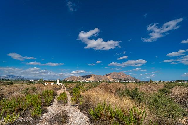 Callosa Mountain View from La Matanza