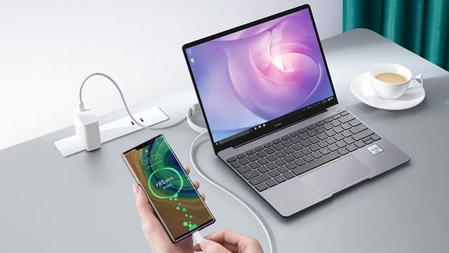 Dispositivos de Huawei excelentes herramientas para el teletrabajo