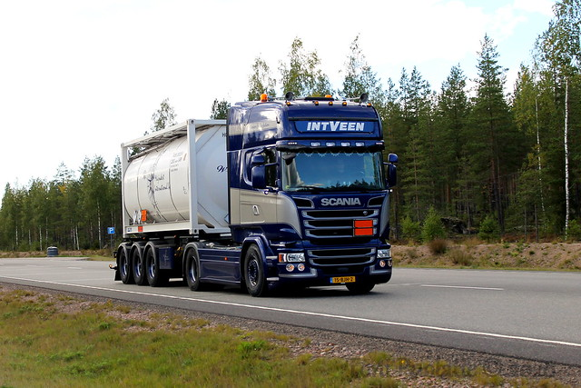 Kees in 't Veen Tanktransport 15-BJH-2