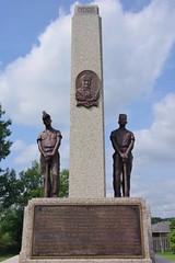 Mother Jones monument