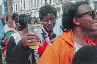Notting Hill Carnival, 1994. Peter Marshall 94c8-nh-094-positive_2400