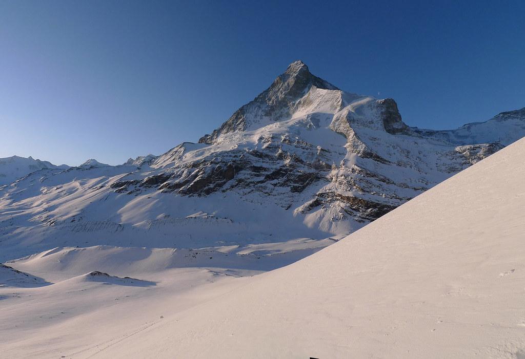Mont Durand / Arbenhorn Walliser Alpen / Alpes valaisannes Schweiz foto 06