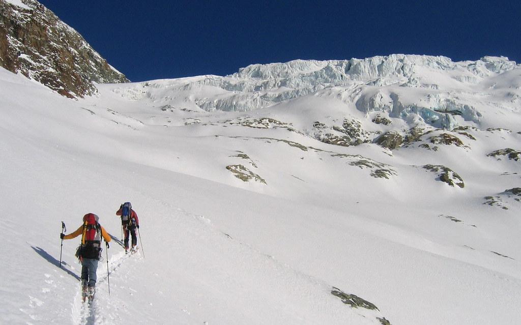 Mont Durand / Arbenhorn Walliser Alpen / Alpes valaisannes Schweiz foto 22