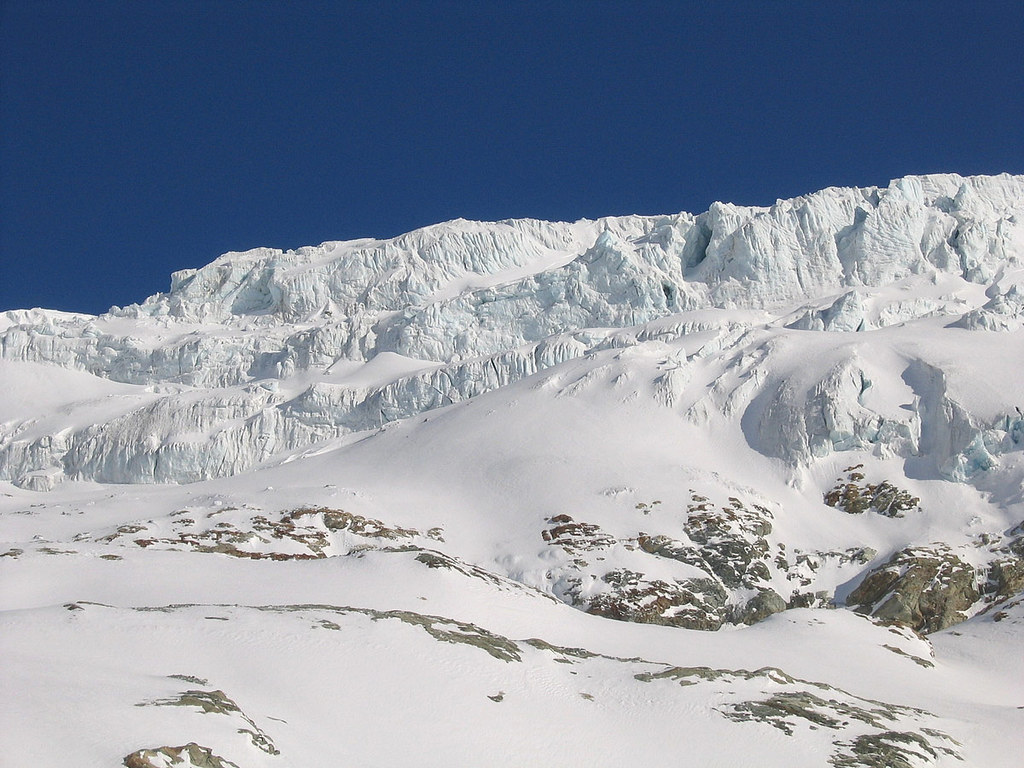 Mont Durand / Arbenhorn Walliser Alpen / Alpes valaisannes Schweiz foto 21