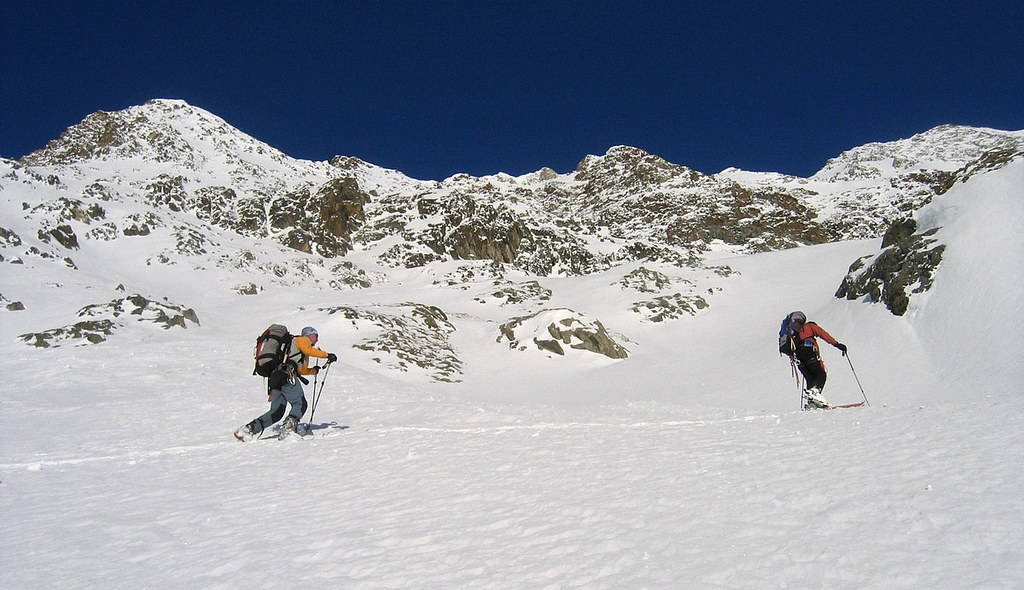 Mont Durand / Arbenhorn Walliser Alpen / Alpes valaisannes Schweiz foto 19