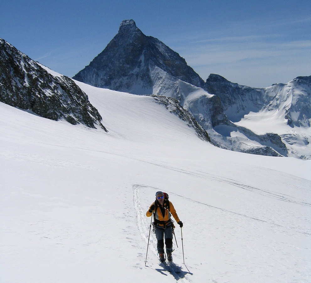 Mont Durand / Arbenhorn Walliser Alpen / Alpes valaisannes Schweiz foto 36