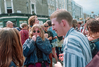 Notting Hill Carnival, 1994. Peter Marshall 94c8-nh-018-positive_2400