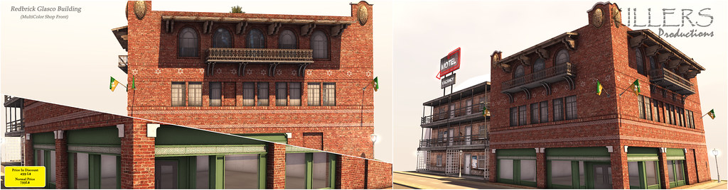 """Killer's"" Redbrick Glasco Building On Discount @ Cosmo Starts on 7th September"