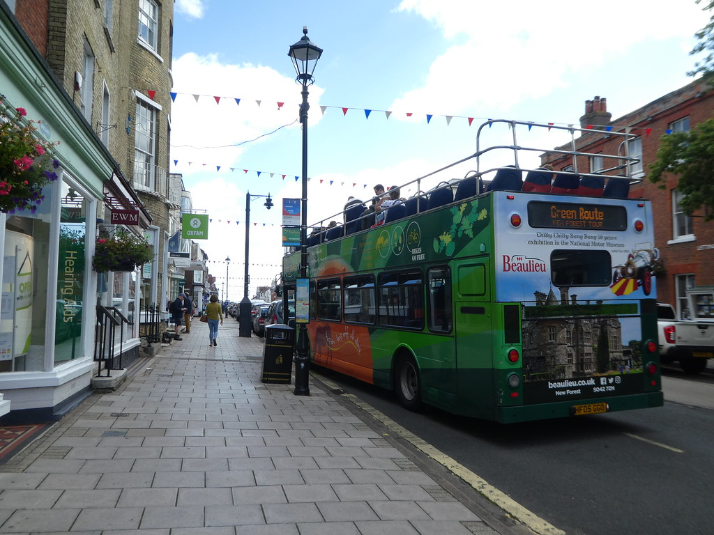 New Forest Bus Tours