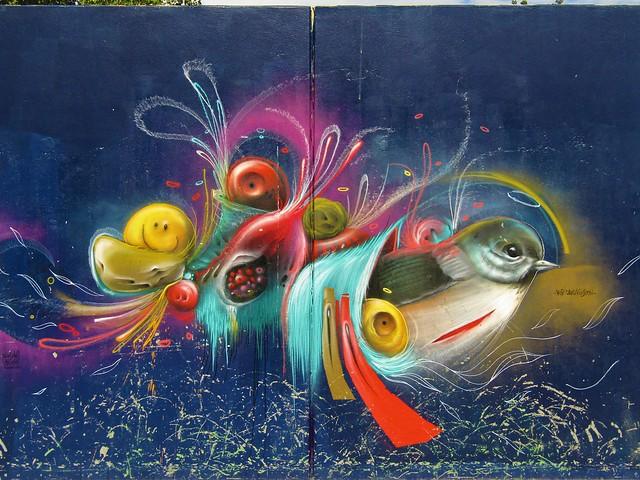 Street Art Hasselt
