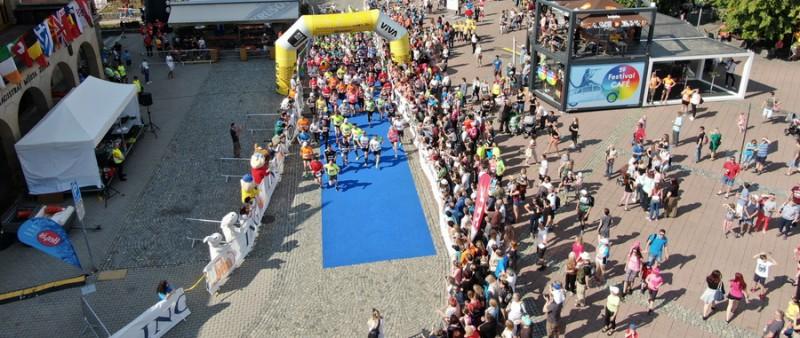 Favority Festivalového půlmaratonu ve Zlíně jsou domácí Filip Vabroušek a Petra Pastorová z Ostravy