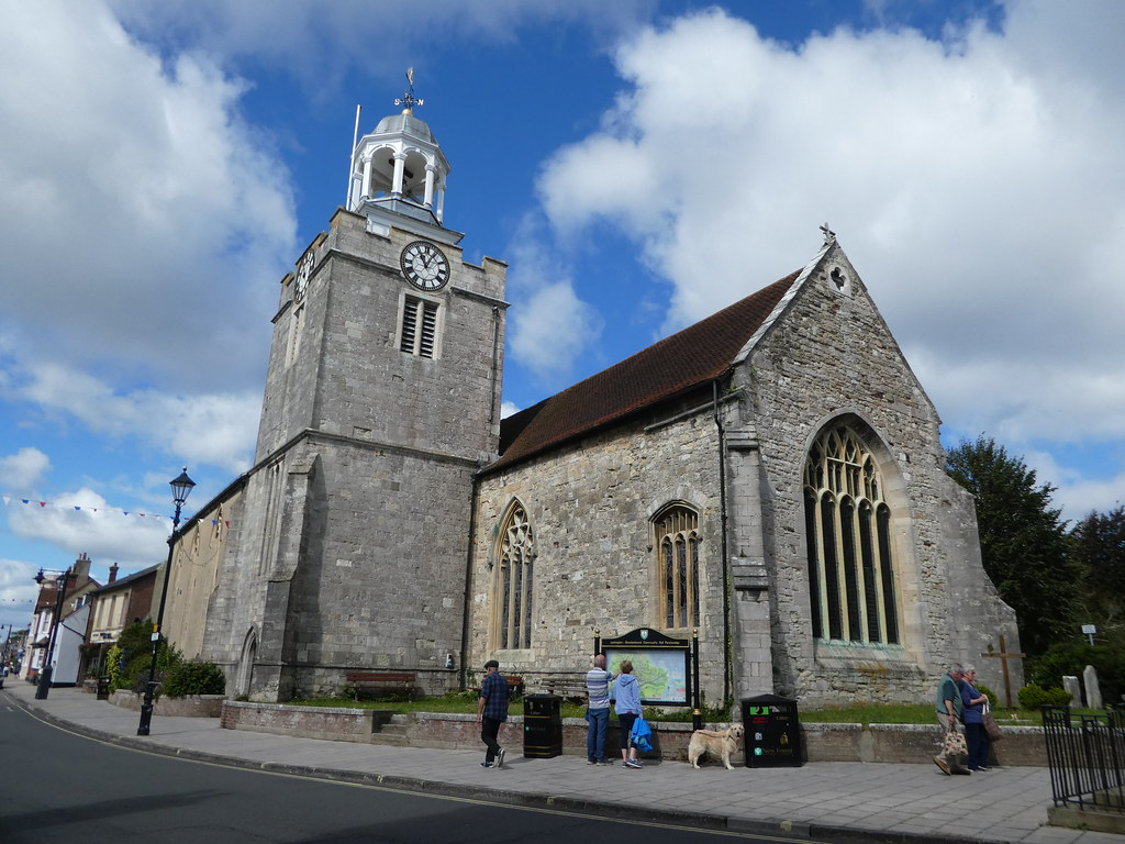 Lymington Parish Church