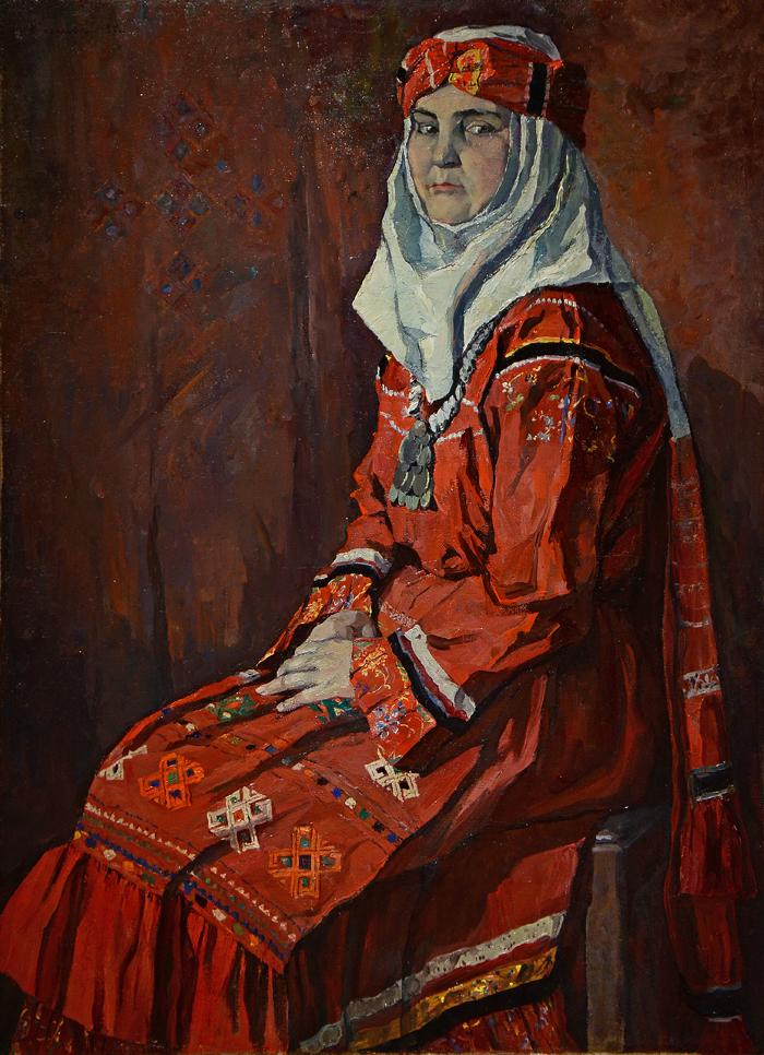 Chuvash State Art Museum_46_Peshkova