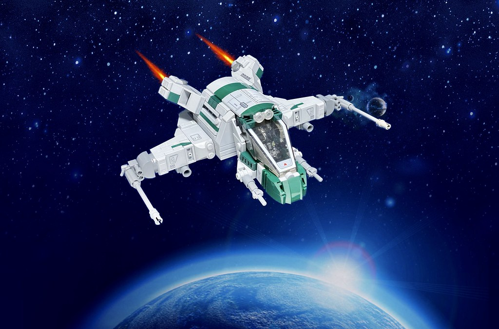Spaceship Telephone Game - Part 7