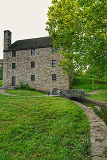 George Washington's Gristmill and Distillery | by LaTur