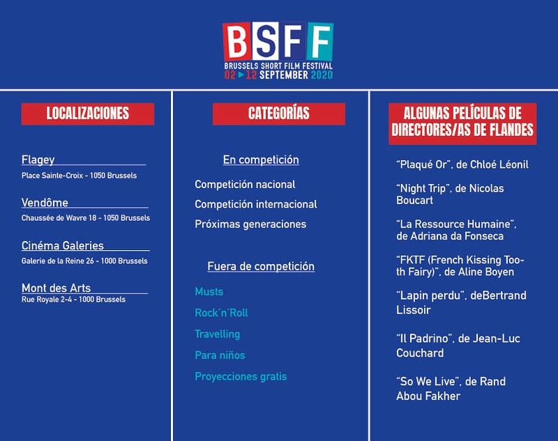 Información básica BSFF