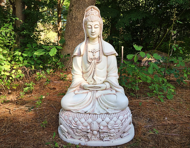Look of Peace - Kuan Yin