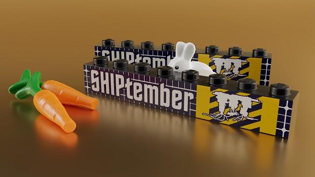 SHIPtember 2020 - Carrots