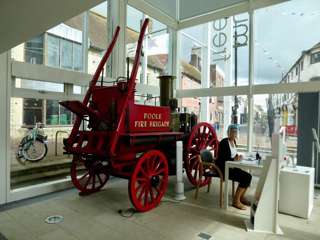 Entrance, Poole Museum