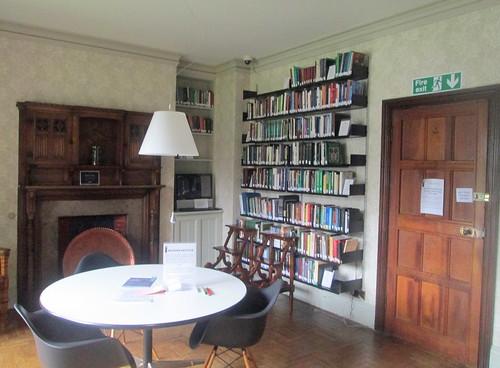 Wisdom Room, Gladstone's Library