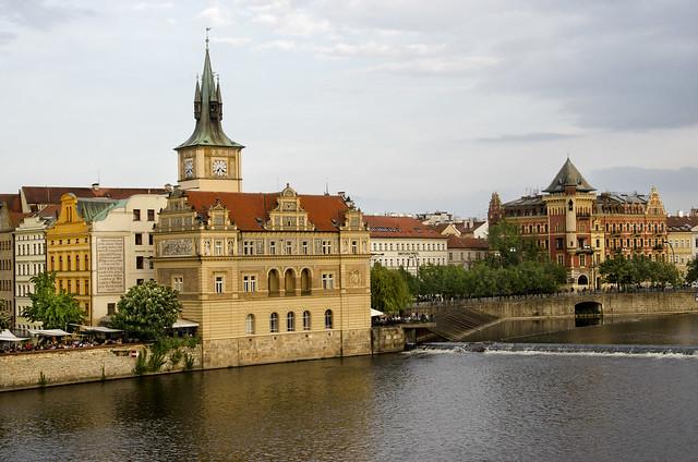Prague:  Smetana Museum