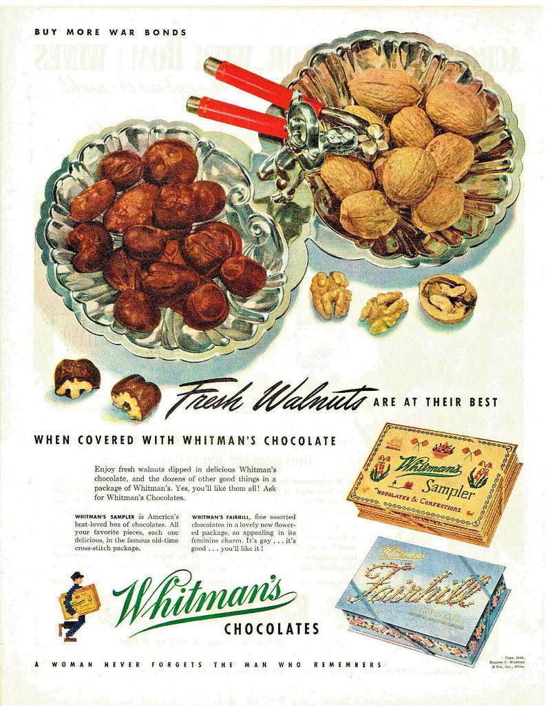 Whitman's 1944
