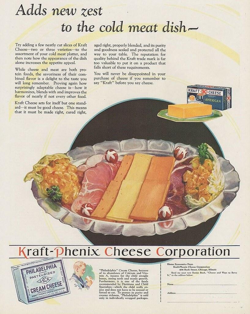 Kraft-Phenix 1929