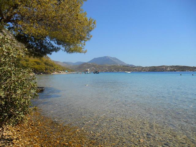 Η γαλάζια λίμνη αρ. 1 / The blue lagoon no. 1