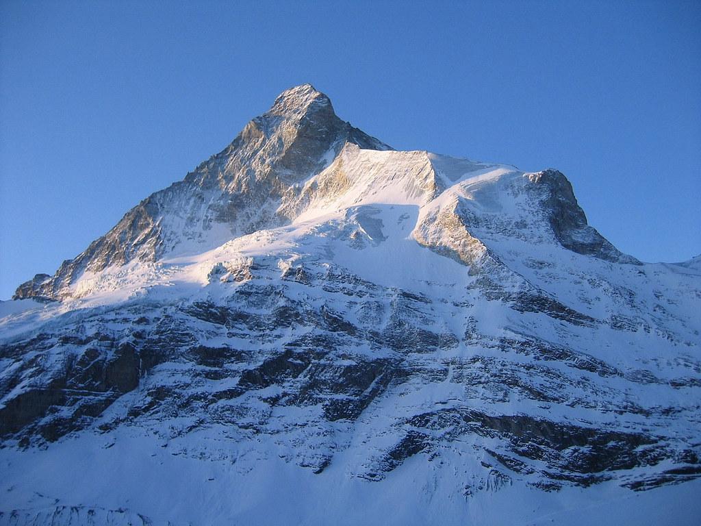 Mont Durand / Arbenhorn Walliser Alpen / Alpes valaisannes Schweiz foto 11