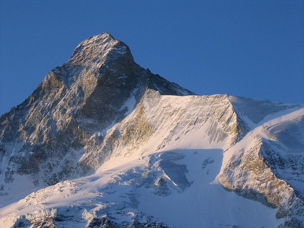 Mont Durand / Arbenhorn Walliser Alpen / Alpes valaisannes Schweiz foto 12