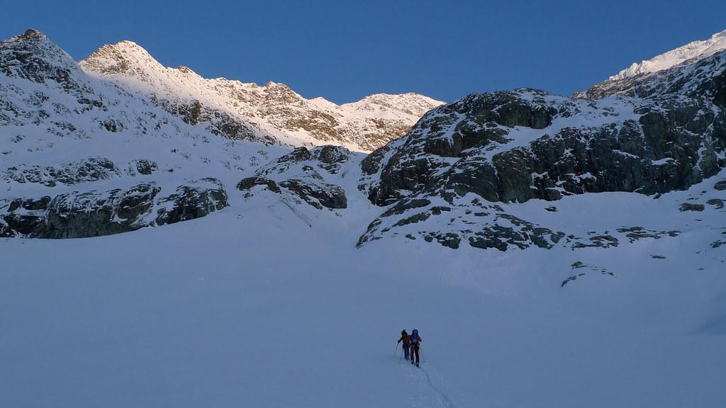 Mont Durand / Arbenhorn Walliser Alpen / Alpes valaisannes Schweiz foto 09