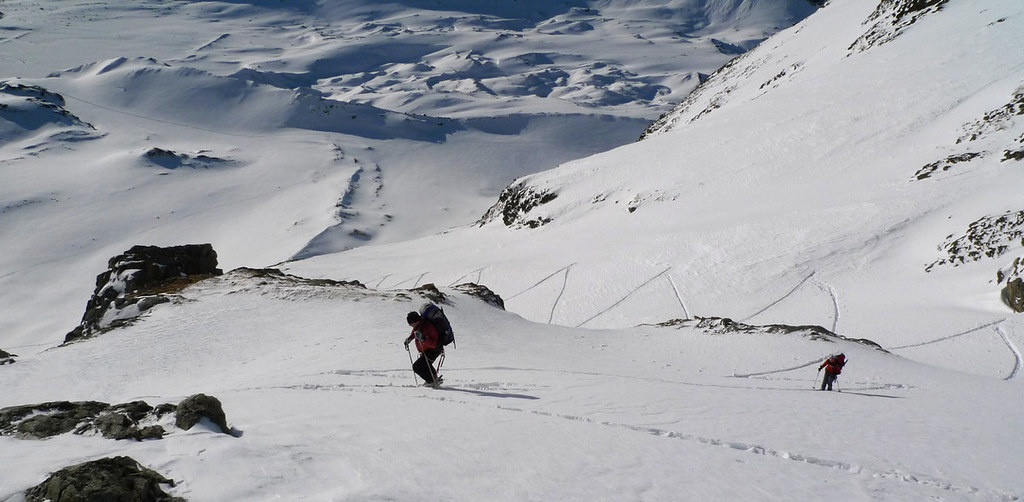 Mont Durand / Arbenhorn Walliser Alpen / Alpes valaisannes Schweiz foto 18