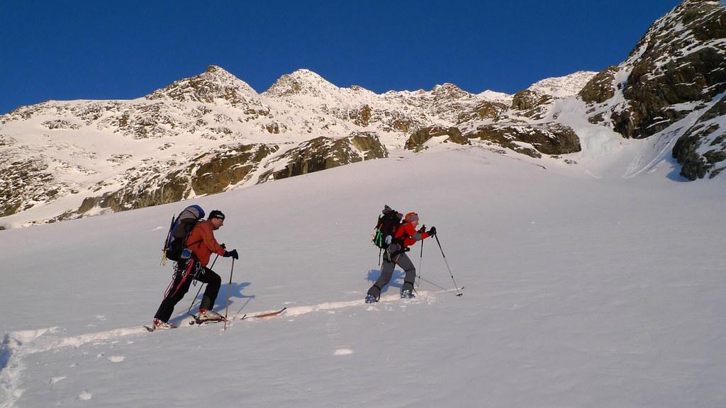 Mont Durand / Arbenhorn Walliser Alpen / Alpes valaisannes Schweiz foto 13