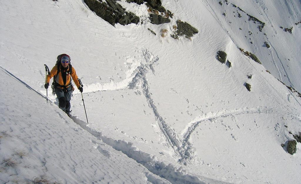 Mont Durand / Arbenhorn Walliser Alpen / Alpes valaisannes Schweiz foto 17