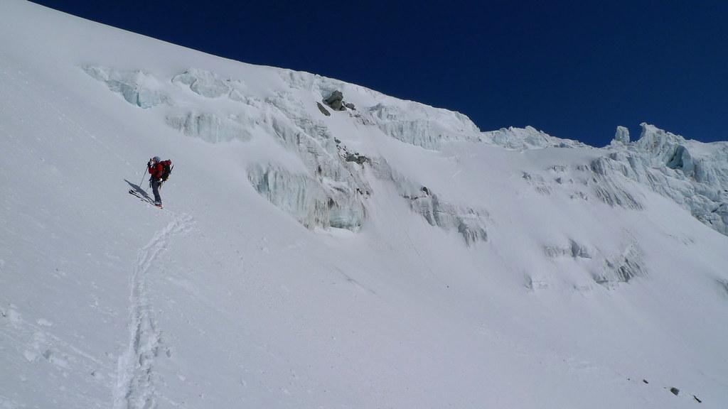 Mont Durand / Arbenhorn Walliser Alpen / Alpes valaisannes Schweiz foto 25