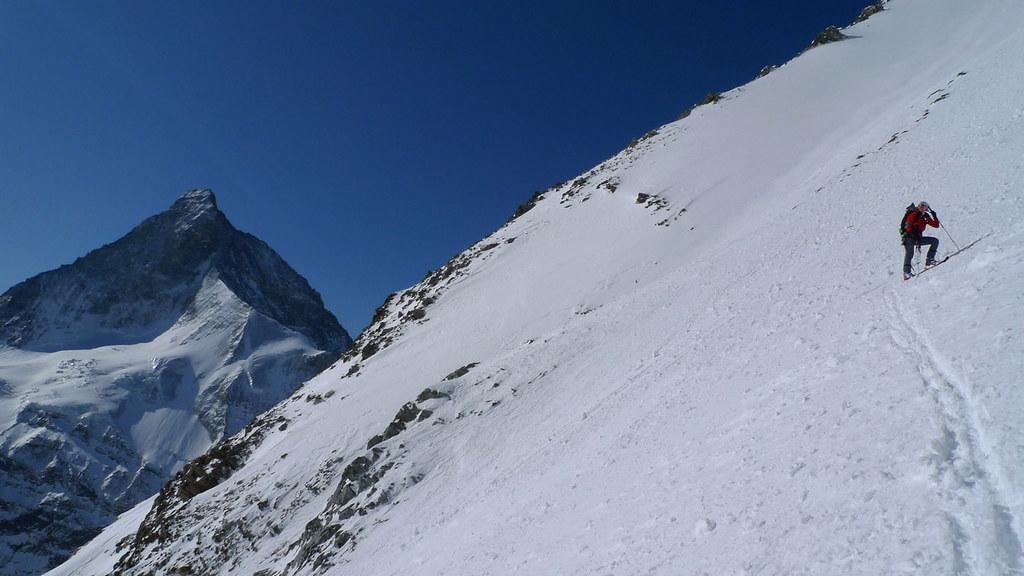 Mont Durand / Arbenhorn Walliser Alpen / Alpes valaisannes Schweiz foto 26