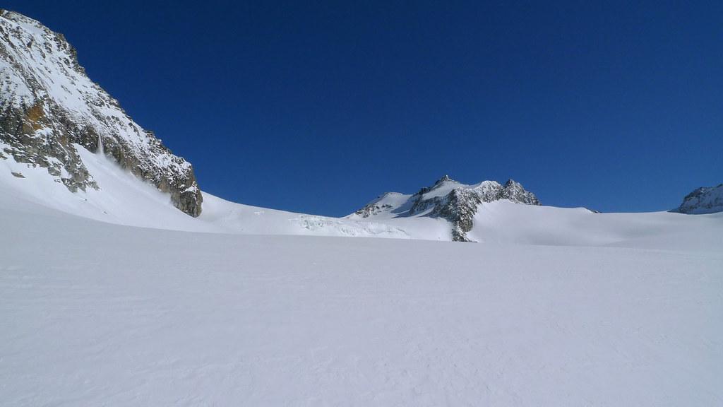 Mont Durand / Arbenhorn Walliser Alpen / Alpes valaisannes Schweiz foto 27