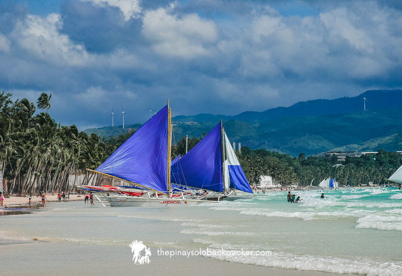 BORACAY TRAVEL GUIDE: PARAW SAILING