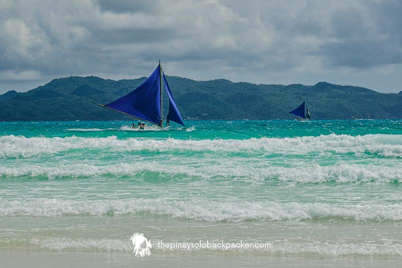 BORACAY THINGS TO DO: Boracay Parasailing