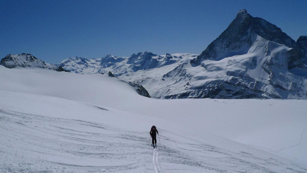 Mont Durand / Arbenhorn Walliser Alpen / Alpes valaisannes Schweiz foto 28