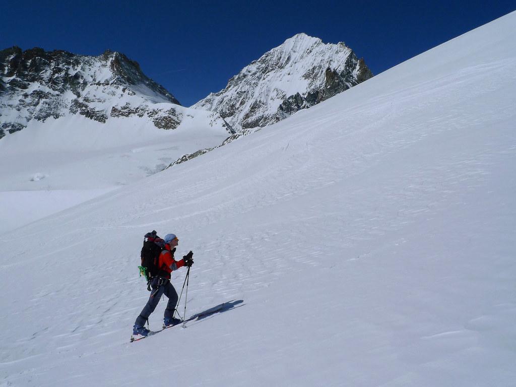 Mont Durand / Arbenhorn Walliser Alpen / Alpes valaisannes Schweiz foto 34