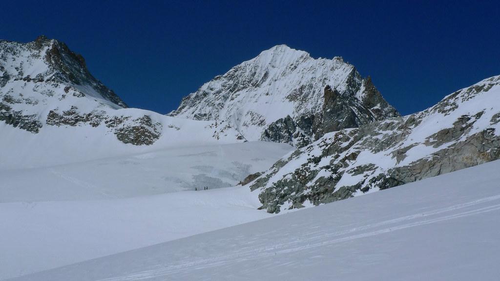 Mont Durand / Arbenhorn Walliser Alpen / Alpes valaisannes Schweiz foto 30