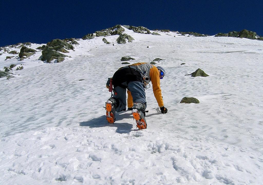 Mont Durand / Arbenhorn Walliser Alpen / Alpes valaisannes Schweiz foto 47