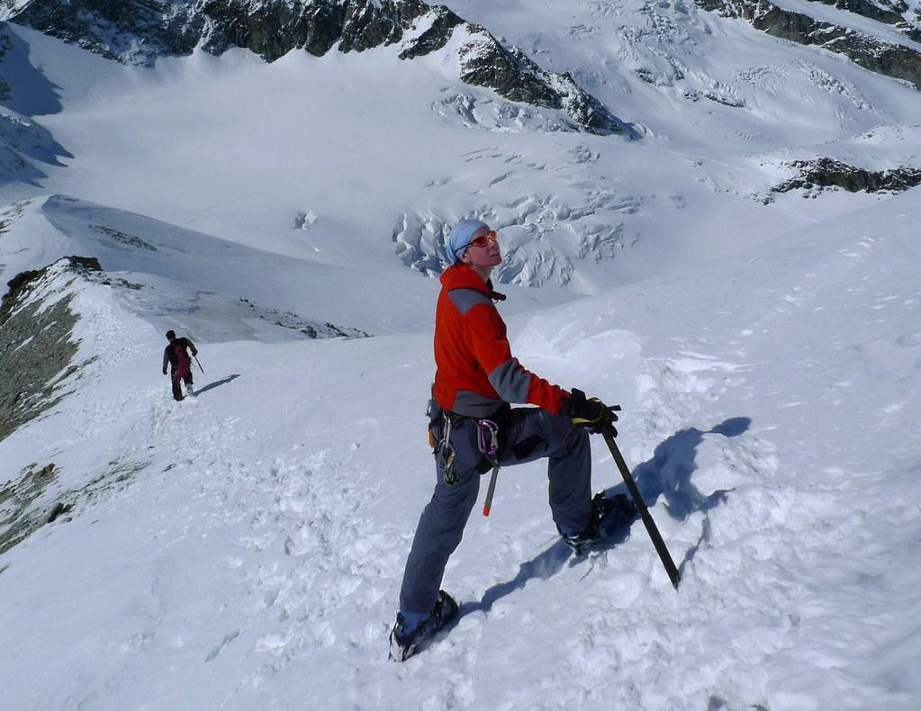 Mont Durand / Arbenhorn Walliser Alpen / Alpes valaisannes Schweiz foto 44