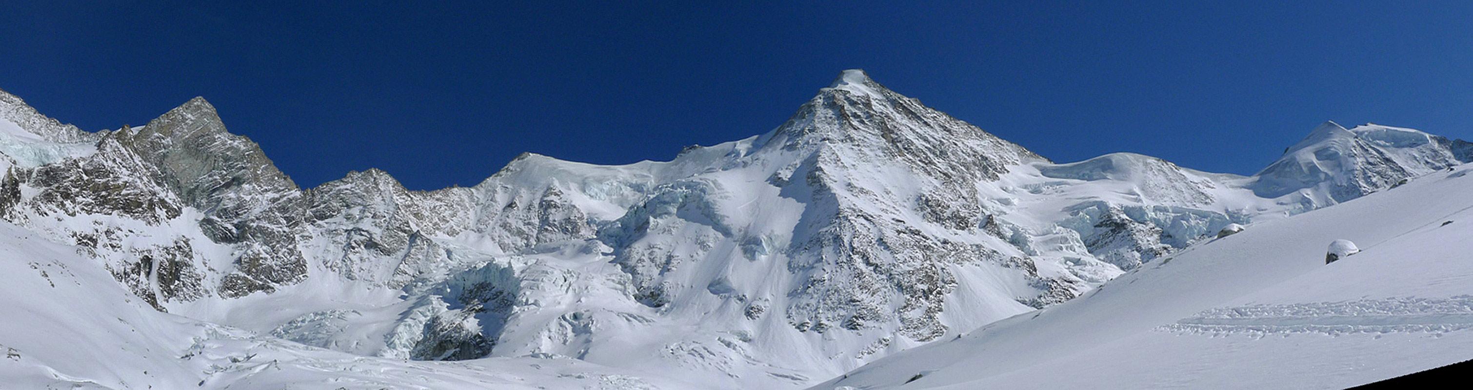 Mont Durand / Arbenhorn Walliser Alpen / Alpes valaisannes Switzerland panorama 39