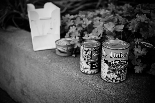 Abandoned Cans